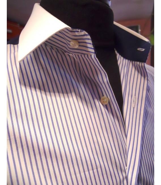 fotografie immagini camicia stile sartoriale elins