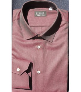Shirts Oxford Bordeaux