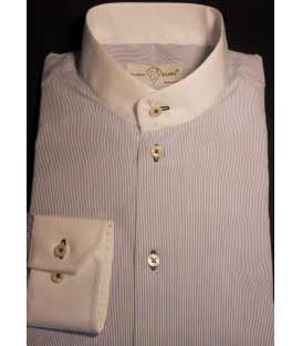 Camicia Coreana Granata