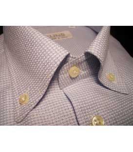 Classic italian shirt in cotton