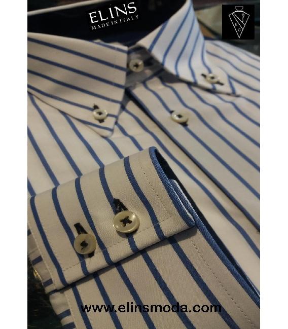fotografie immagini camicia stile elins moda