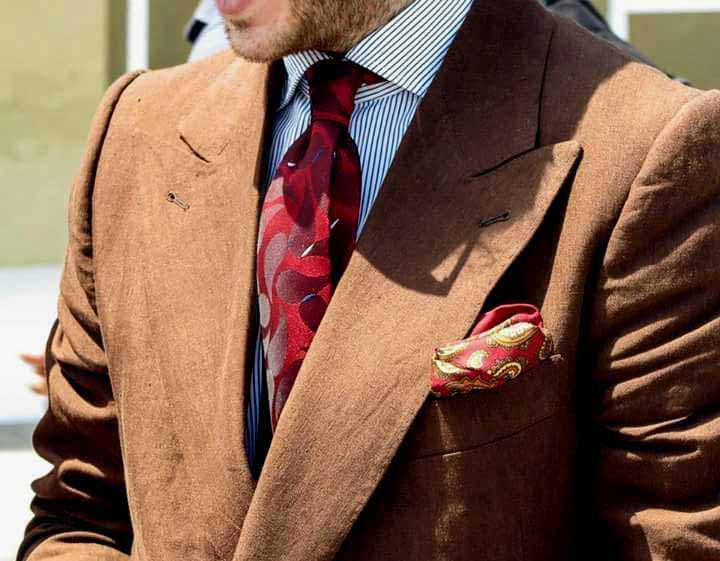 Elins moda - abito completo su misura uomo stilista