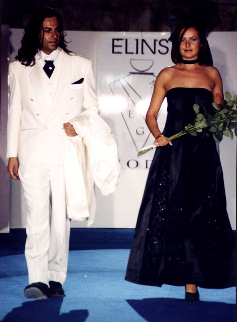 abiti sposa e sposo su misura - matrimonio - Elins moda