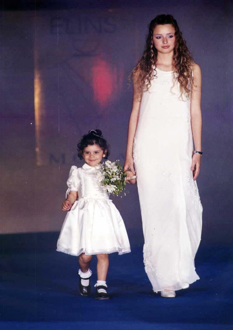 bambina vestita per matrimonio o cerimonia - Elins moda