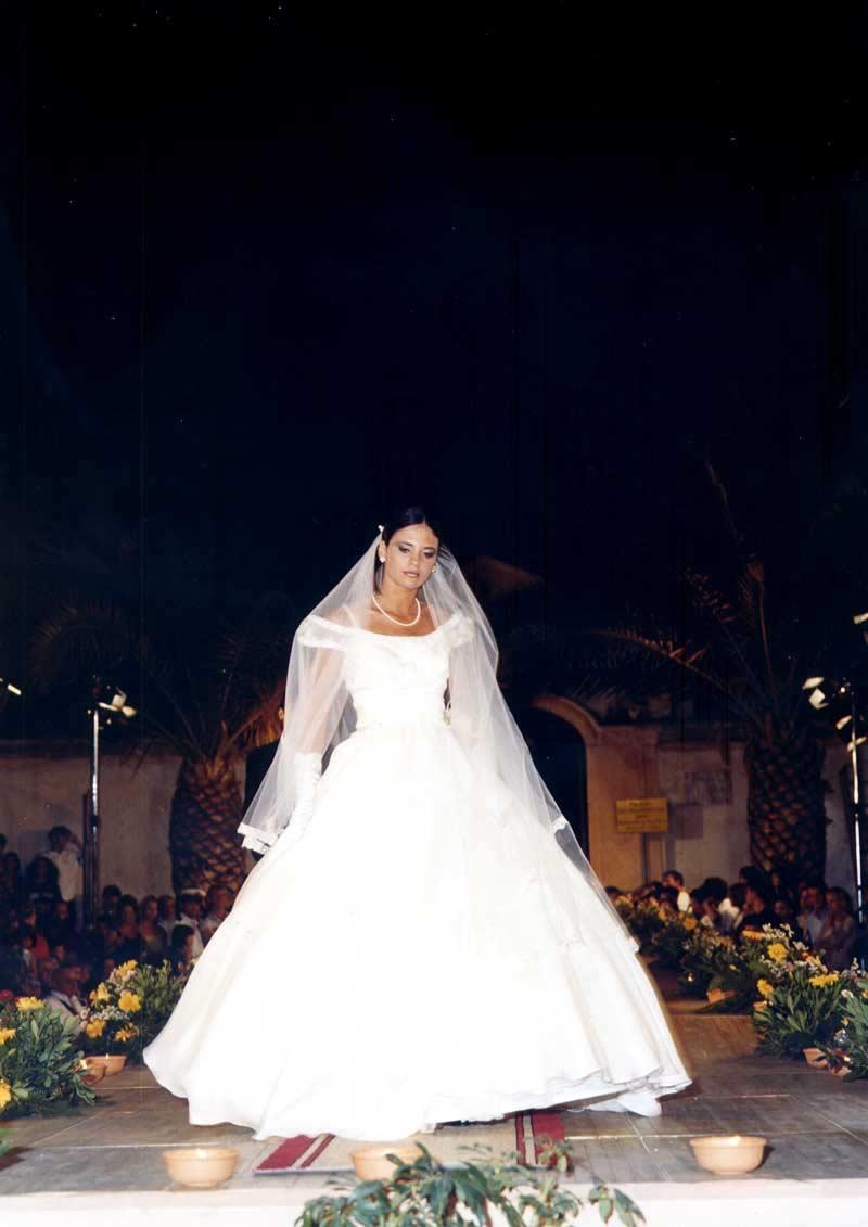 abito da sposa classico per matrimonio - Elins moda