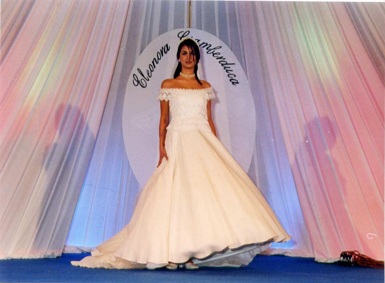 abito da sposa firmato Eleonora Giamberduca - Elins moda