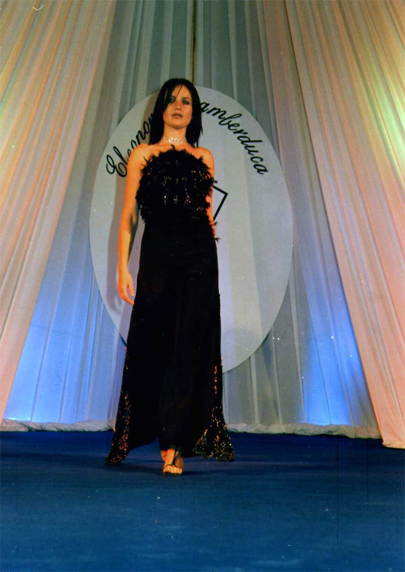 abito moda donna Eleonora Giamberduca