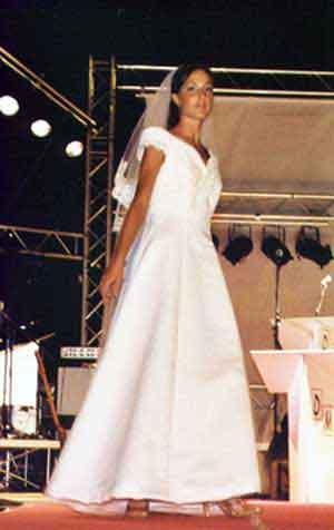 Bride suit - marriage