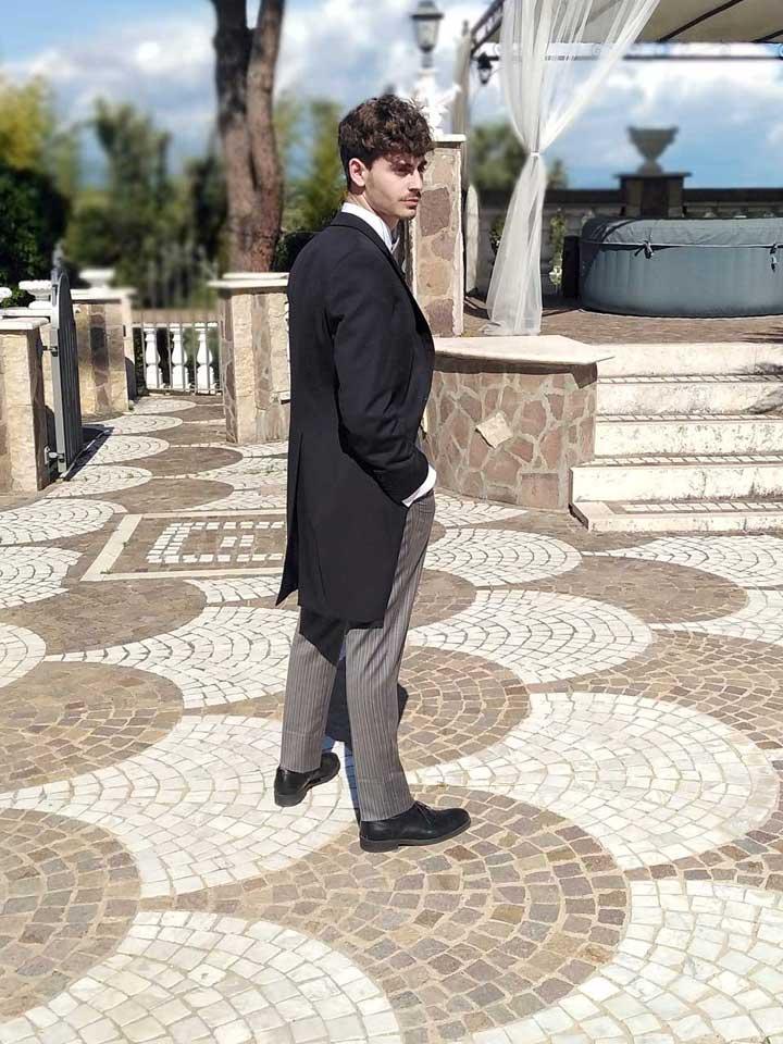 fotografie immagini Abbigliamento formale maschile