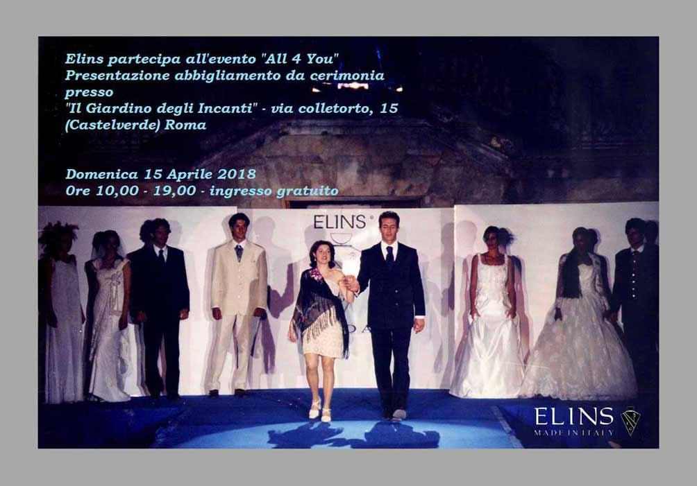 La stilista Eleonora Giamberduca presenta moda uomo donna a Roma