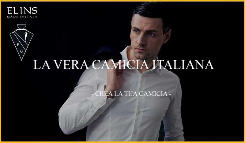 la vera camicia italiana abbigliamento sartoria