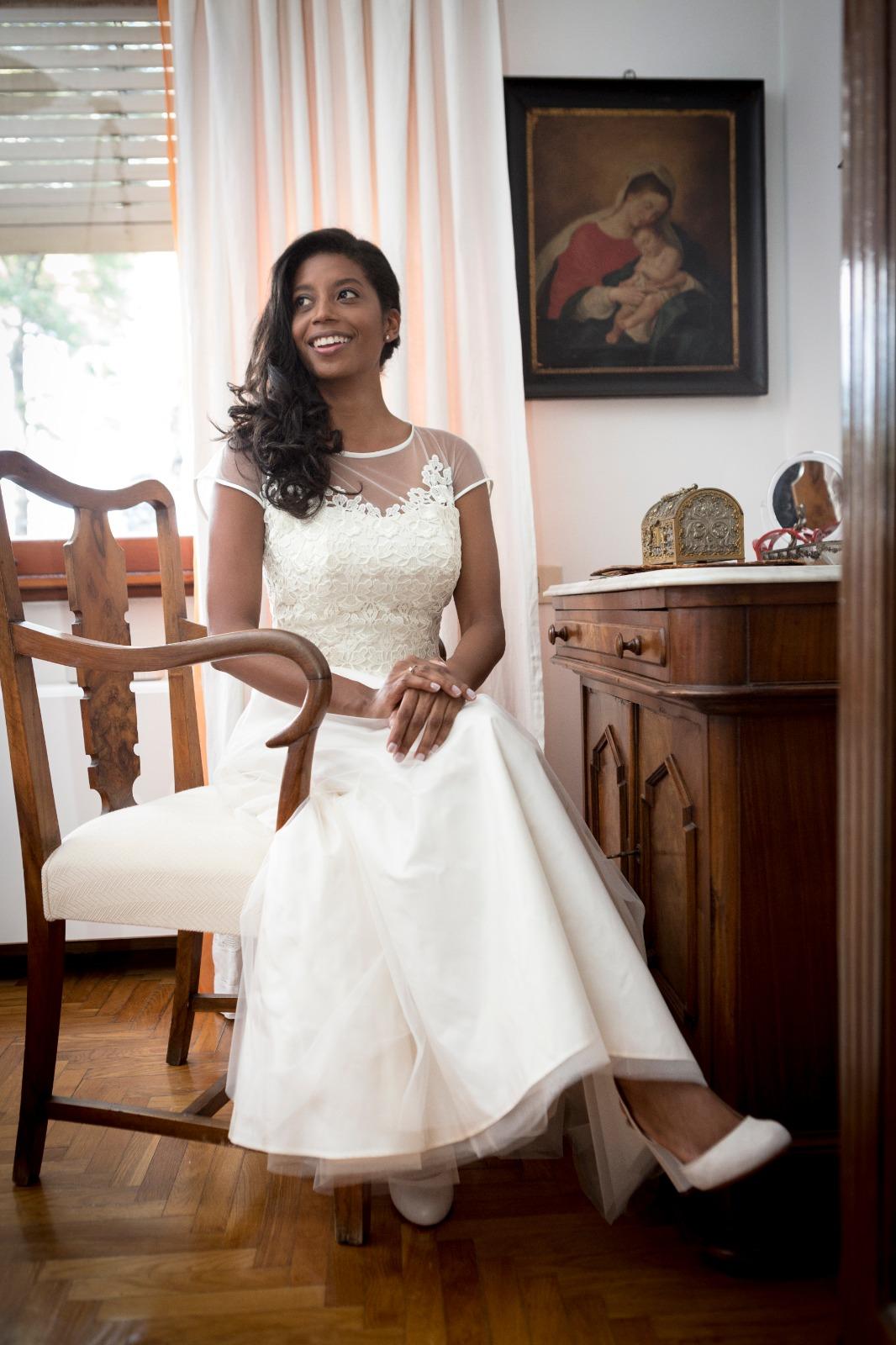 sposa - vestito matrimonio - Elins moda
