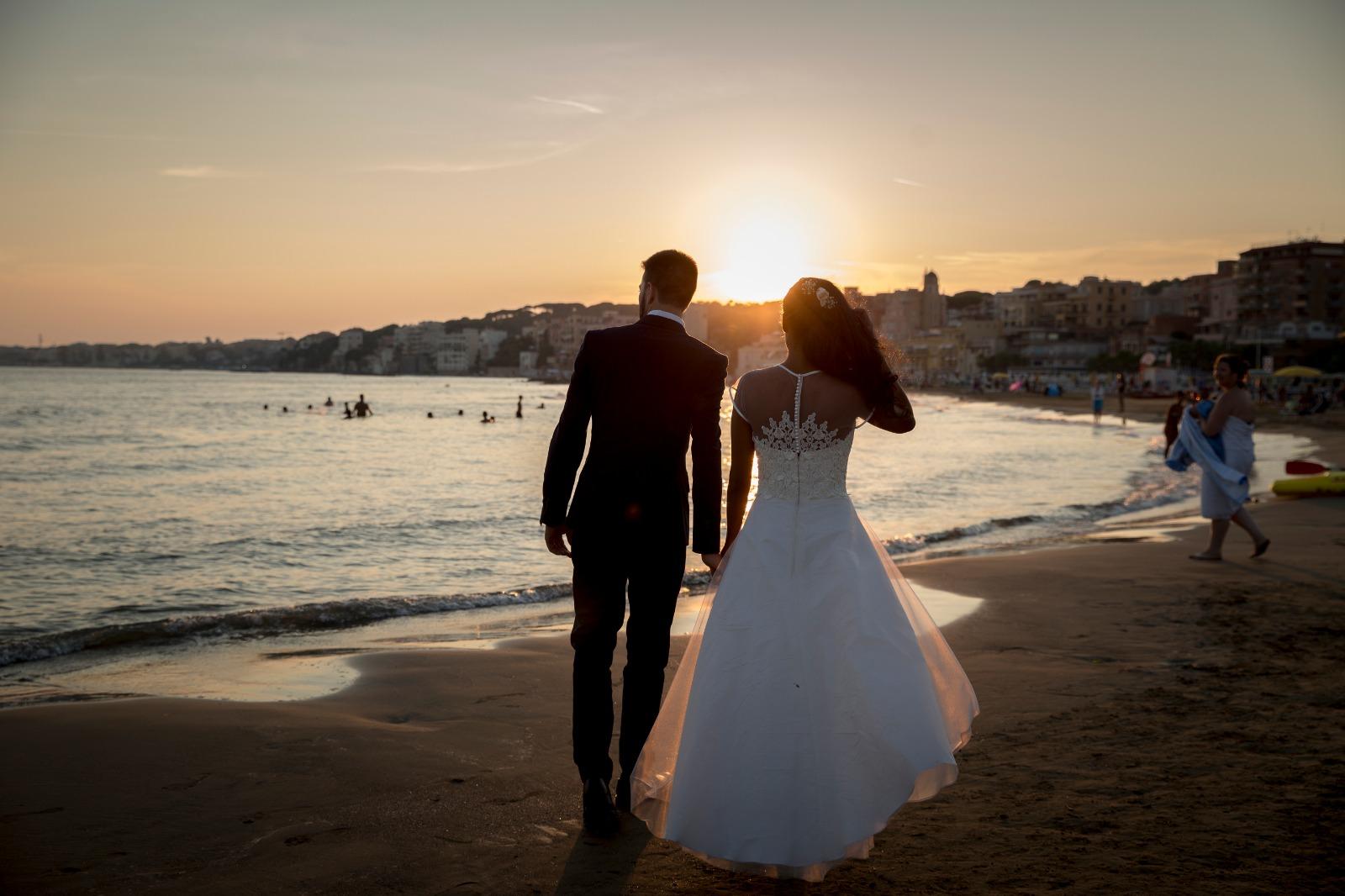 Matrimonio abito sposi