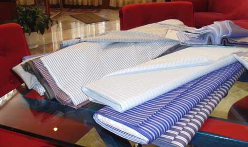 i nostri tessuti per i tuoi abiti migliori