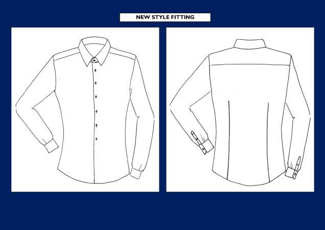vestibilità new style