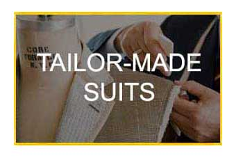 TAILOR-MADE TAILORED SUITS W RZYMIE
